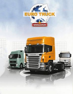 Euro Truck Simulator - Cover