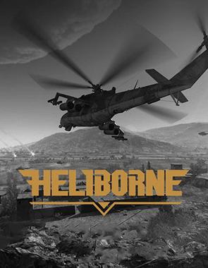 Heliborne - Cover