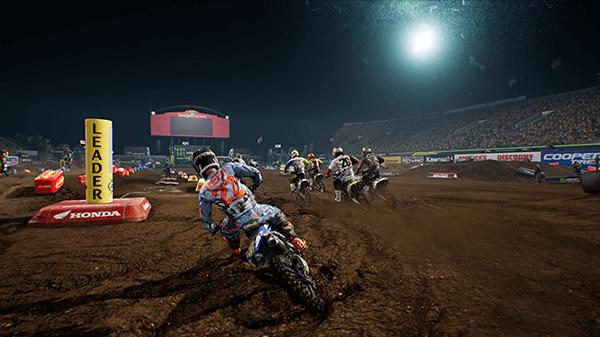 Monster Energy Supercross Yükle