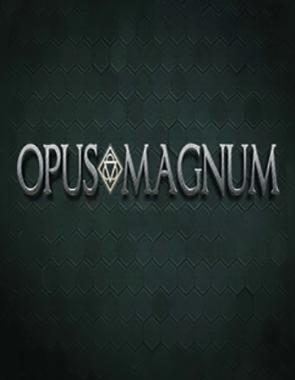 Opus Magnum - Cover