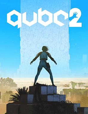 Q.U.B.E. 2 - Cover