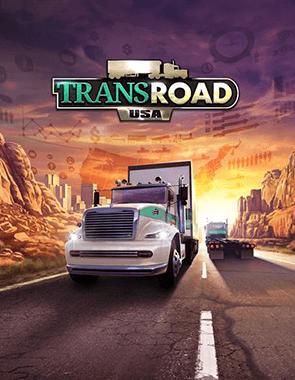 TransRoad Usa - Cover