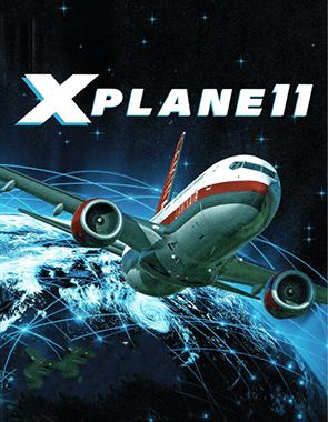 X-Plane 11 - Cover
