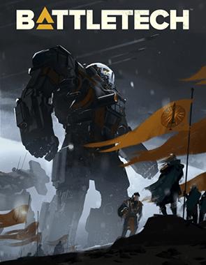BattleTech - Cover