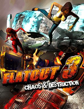 FlatOut 3 Chaos Destruction İndir