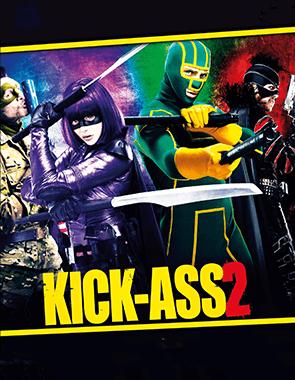 Kick Ass 2 İndir