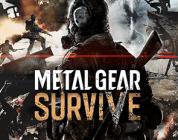 Metal Gear Survive - Cover