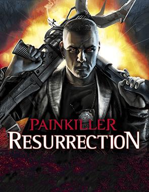 Painkiller Resurrection - Cover