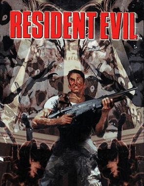 Resident Evil 1 - Cover