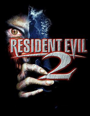 Resident Evil 2 - Cover