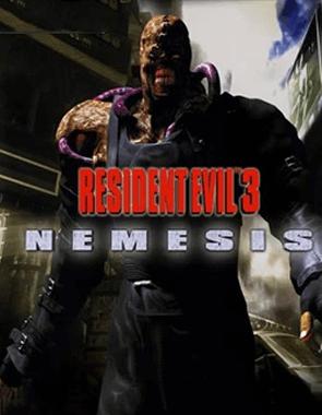Resident Evil 3 Nemesis - Cover