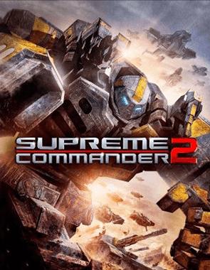 Supreme Commander 2 - Cover