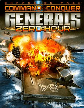 Command Conquer Generals Zero Hour İndir