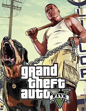 GTA 5 - Cover