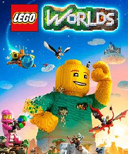 Lego Worlds - Oyunu İndir