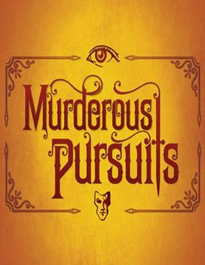 Murderous Pursuits - Cover