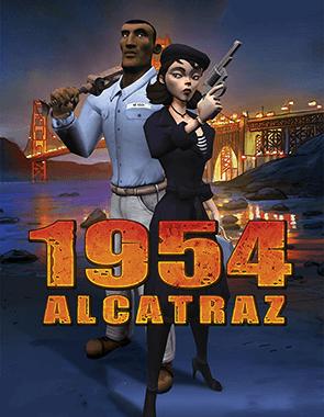 1954 Alcatraz - Cover