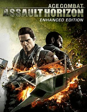 Ace Combat Assault Horizon - Cover