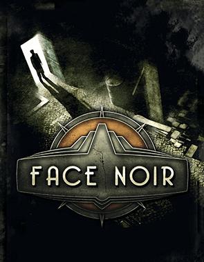 Face Noir - Cover