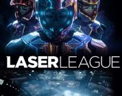 Laser League - Cover