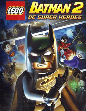 Lego Batman 2 DC Super Heroes İndir