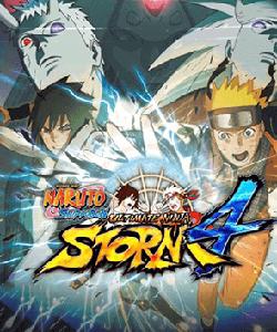 Naruto Shippuden Ultimate Ninja Storm 4 - Oyunu İndir