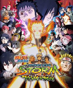 Naruto Shippuden Ultimate Ninja Storm Revolution - Oyunu İndir