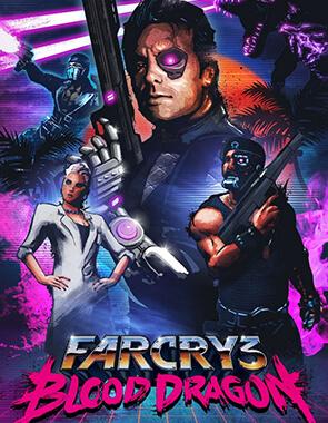 Far Cry 3 Blood Dragon İndir
