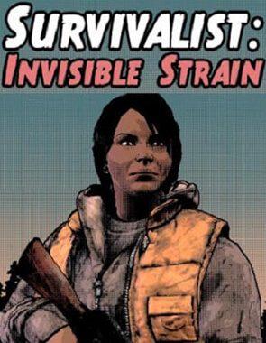 Survivalist Invisible Strain - Cover